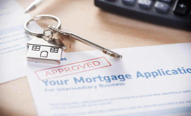 your mortgage application